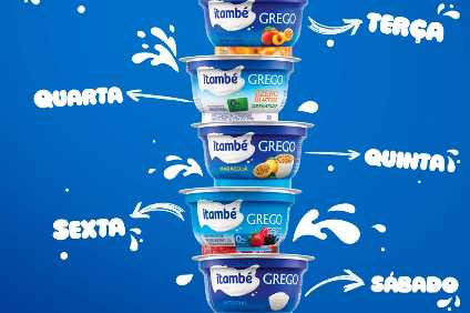 Lactalis said to be buying Brazilian dairy firm Itambe Alimentos