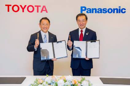 The agreement could pave the way for even greater cooperation between the two companies as Toyota looks to step up in electrification