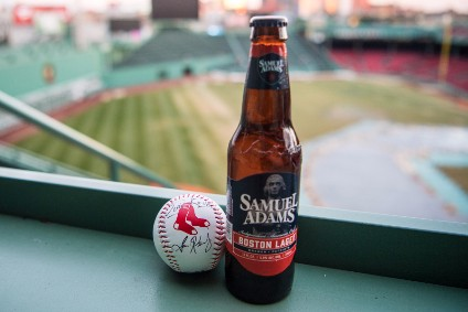 Sam Adams replaces Bud Light as official beer of Red Sox