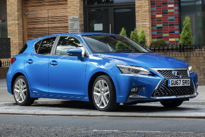 can newly updated lexus ct 200h still compete