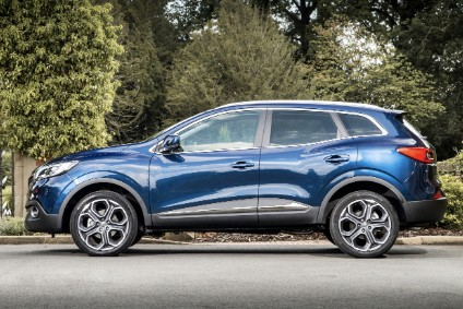 Kadjar pricing starts at £19,785 although this drops to £18,285 as part of a just-announced £1,500 scrappage incentive scheme