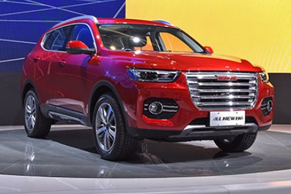 Haval H6 is easily GWMs best selling model range