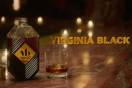 Virginia Black is an aged Bourbon whiskey focused on a high-rye content