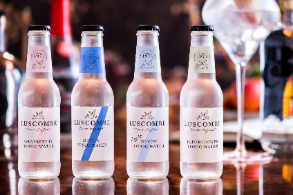 Light Devon Tonic joins three other tonic waters in Luscombe Drinks range