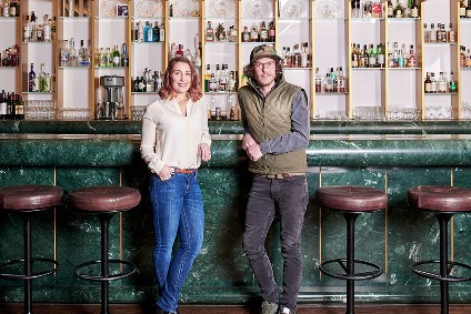 Claire-Smith Warner will work with Seedlip founder Ben Branson to create new products