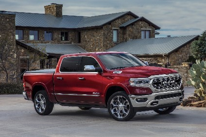 New DT Series Ram 1500 is larger but 102kg lighter (version for version) thanks to a new frame as well as many aluminium components