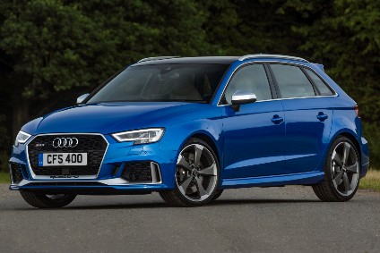 Latest RS 3 Sportback has 400PS