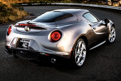 Even Though Fca Us Sold A Mere 407 Units In 2017 The 4c Will Be