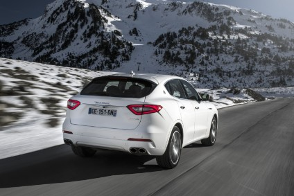 Levante blazed the trail for more Maserati SUVs