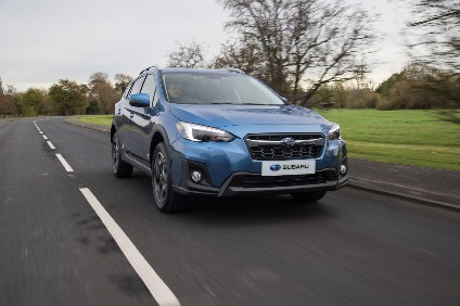 Subaru Uk Aims To Be Fastest Growing Brand In 2018 Automotive