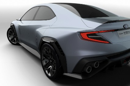 Next WRX will look not dissimilar to VIZIV concept
