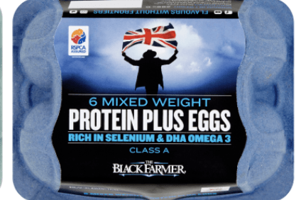 NPD Tracker - The Black Farmer protein-enhanced eggs; Valio ice cream range; Candy Kittens vegan-friendly sweets; Fuel10K enters new categories
