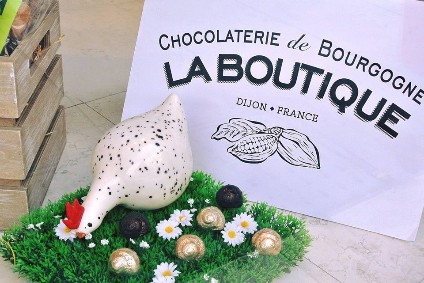 Spains Ibercacao lining up to buy Frances Chocolaterie de Bourgogne