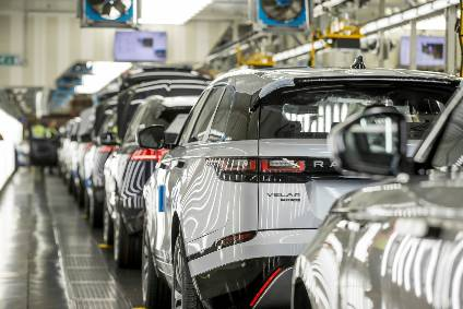 JLR this week announced plans to reduce its manufacturing footprint