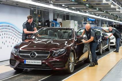 Daimler Posts Record Annual Profit But Costs Rising Automotive