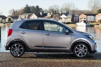 Can Kia Open Up A Suv Segment With Picanto X Line Automotive
