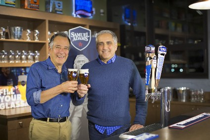 Boston Beer (NYSE:SAM) Raised to