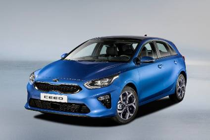 Kia aims for 500000 pa sales in Europe with new Ceed