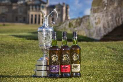 Loch Lomond Group agrees five-year tie-up with The Open golf trophy