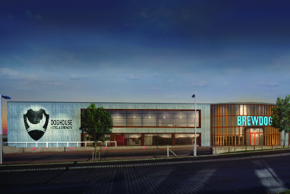Brewdog announces plans for crowdfunded craft beer hotel In Scotland