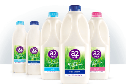New Zealand's a2 Milk posts record H1 profit on China demand