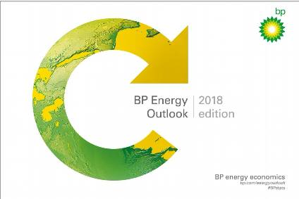 BP says world's oil consumption will peak in late 2030s