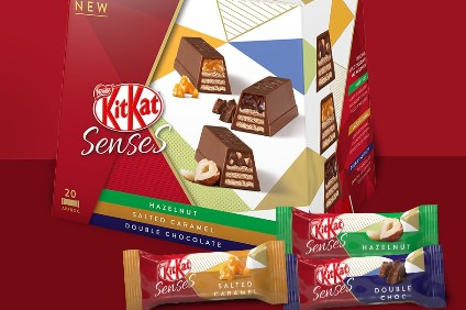 NPD Tracker - Nestle launches KitKat Senses in UK; General Mills to take Oui yogurt concept across pond; Danone launches Mmmh! puddings in Spain; Orkla unveils Superpasta