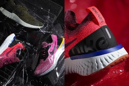 patrocinador Sentimental Conciso  Nike in Q1 hike, continues North America momentum | Apparel Industry News |  just-style