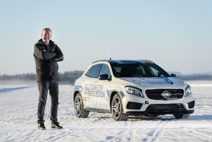 """GKN is 250 years on the market - we have had in the past many many challenges"" - GKN Driveline CEO Peter Moelgg mounts strong defence of British suppliers business at Wintertest in Northern Sweden"