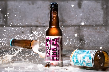 Portman Group cautions BrewDog over 'beer for girls'