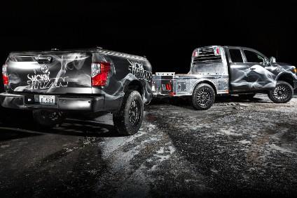 Nissan 'Smokin' Titan' redefines 'food truck' | Automotive