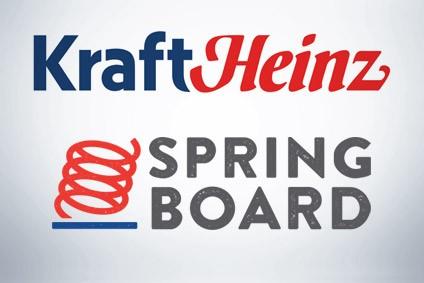 Kraft Heinz launches Springboard unit to grow