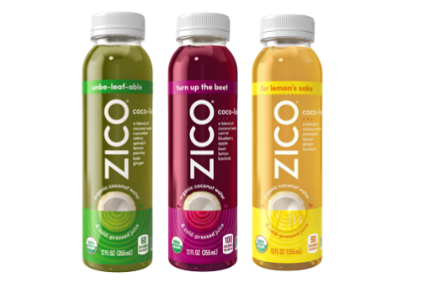 Topo Chico, Zico earn move out of Coca-Cola North America's emerging brands unit