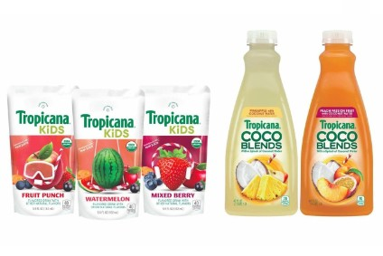 PepsiCos Tropicana Kids, Tropicana Coco Blends - Product Launch