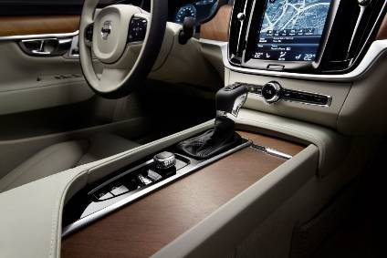 Interior design and technology – Volvo V90 | Automotive Industry ...