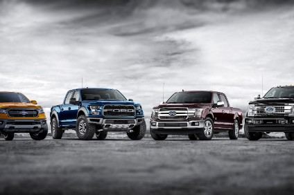 Ford lays out new US product plan and organisation changes
