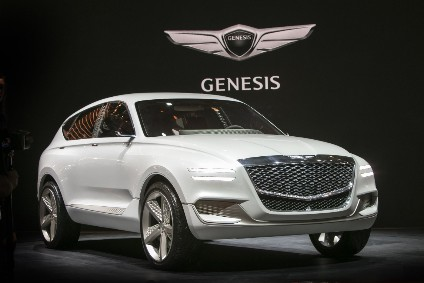Gv80 Concept Genesis First Suv Isnt Far Off