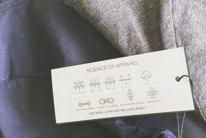 Science of Apparel uses scientific applications as a foundation for all of its products