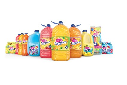Tampico Beverages said the new design aims to portray a more fun position to consumers