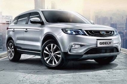 Geely More Than Doubles Annual Profit Automotive Industry News