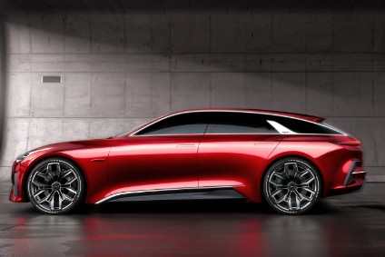 A Ceed fastback is coming, heralded by the Proceed concept