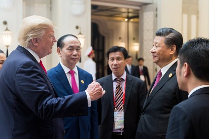 The US and China declared a 90-day ceasefire in the US-China trade war following a meeting between President Trump and President Xi