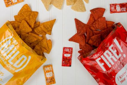 Taco Bell moves into tortilla chips;  Arctic Zero low calorie ice cream range; Lactalis Nestle JV launches quark products in UK; Turkey Hill Decadent Delights ice cream