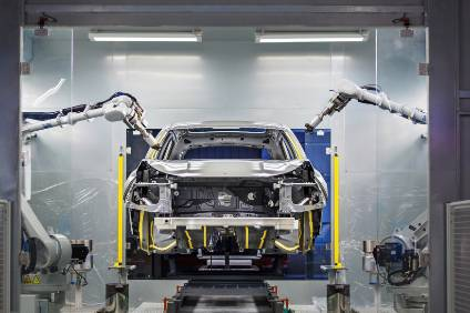 Manufacturing in Europe makes sense for a brand that is targeting the region for sales and claiming European DNA in its engineering and design