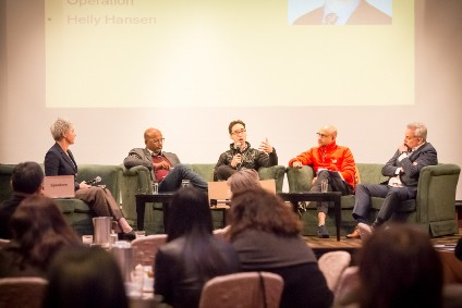just-style editor Leonie Barrie spoke with Alex Thomas, Adi Zukerman, Ajay Badiga and Pivot88 co-founder and CEO Stephane Boivin at this year's Prime Source Forum event in Hong Kong