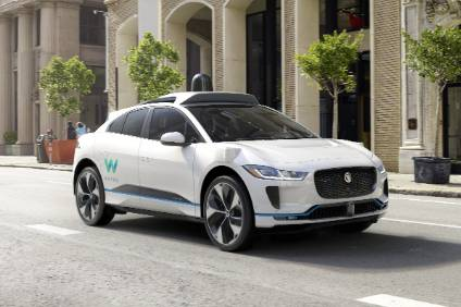 I-Pace cars supplied to Waymo will be equipped with Waymos driverless tech