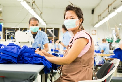 Malaysia, Taiwan, and Thailand are said to discriminate against pregnant garment workers