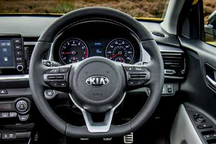 Interior design and technology Kia Stonic Automotive Industry