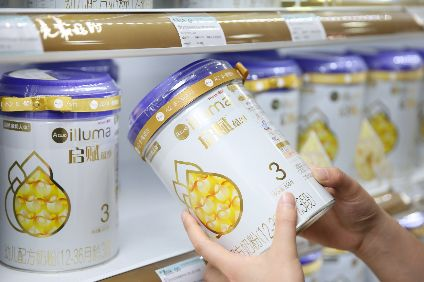 Nestles infant formula division buoyant as frozen foods struggles