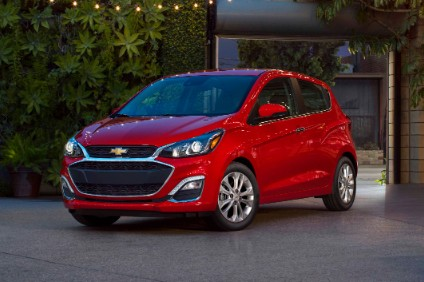GM Korea may replace Spark small car with crossover ...